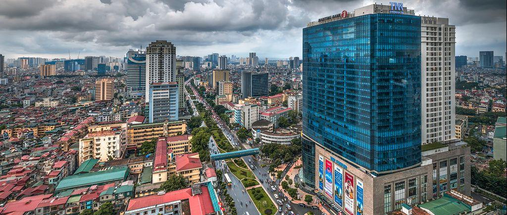 Tòa nhà TNR 54A Nguyễn Chí Thanh