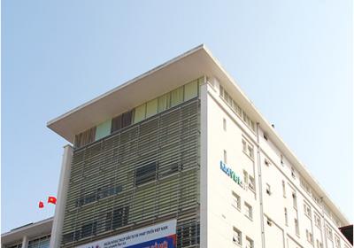 Tòa nhà Công đoàn 1B Yết Kiêu