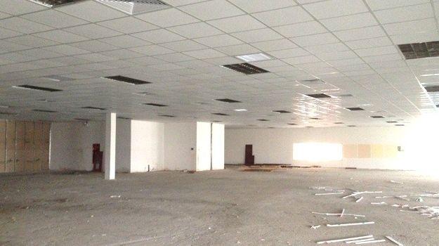 Khu vực cho thuê văn phòng audi building