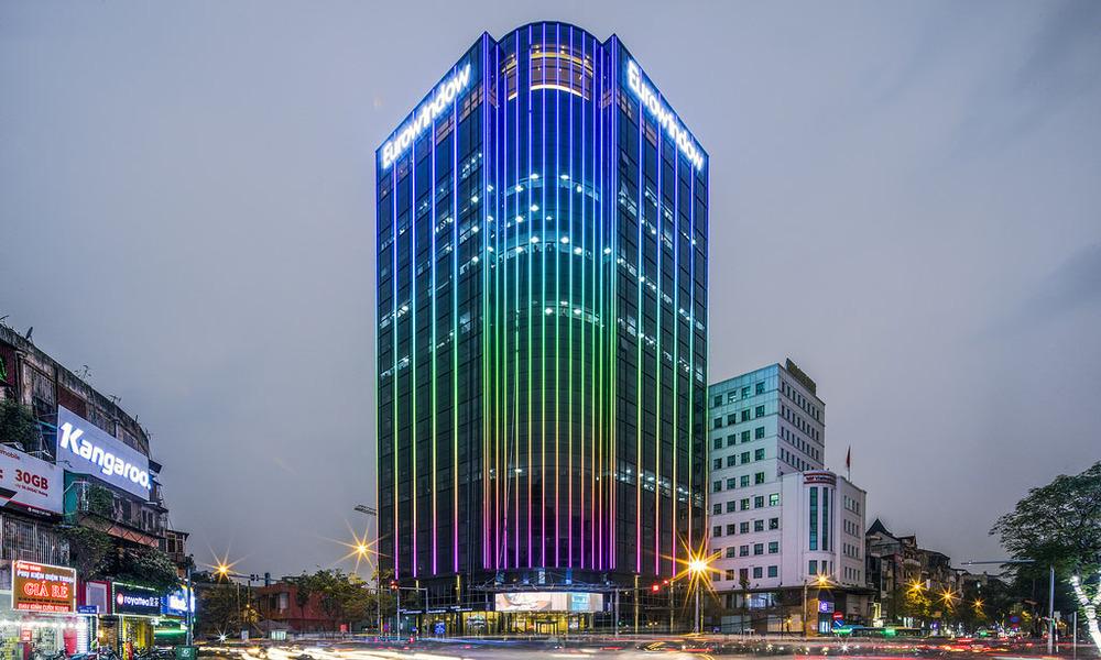 Eurowindow Office Building Số 2 Tôn Thất Tùng Slide 1